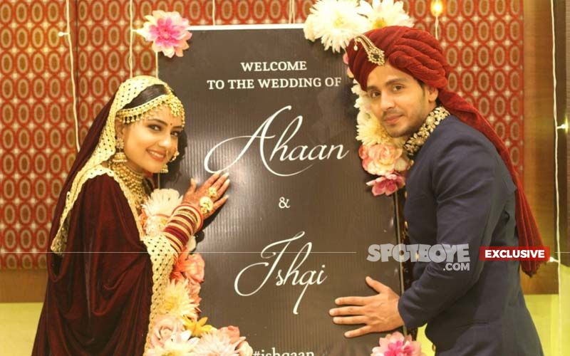 Akshita Mudgal: I Am Loving The Celebratory Mood On The Set For Ahaan and Ishqi's Much-Awaited Wedding- EXCLUSIVE