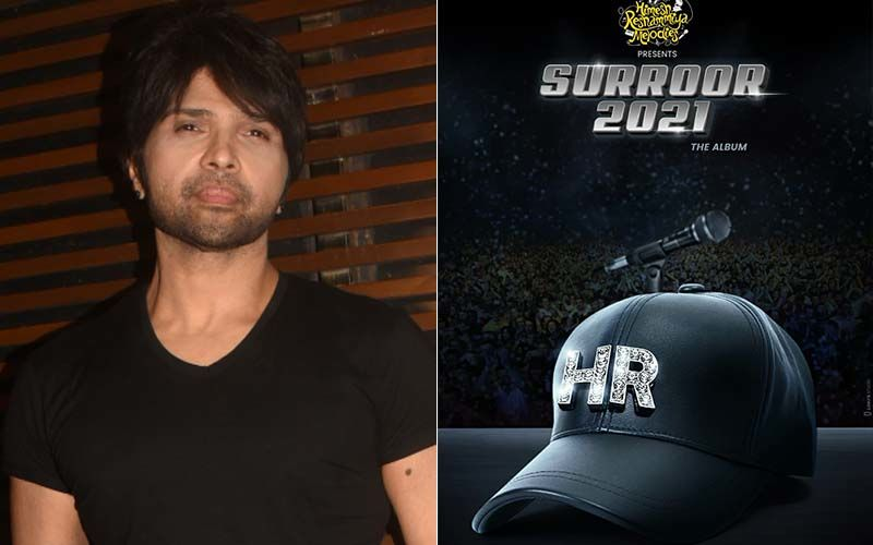 Himesh Reshammiya Releases The First Look Of His New Album- Surroor 2021