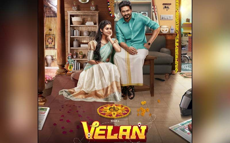 Velan: Kalaimagan Shares The Behind The Shoot Scenes For Fans On Twitter