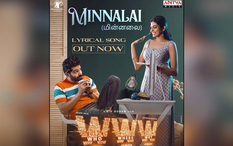 Who Where Why: New Lyrical Video Of Hiphop Tamizha's New Song Minnalai Out Now