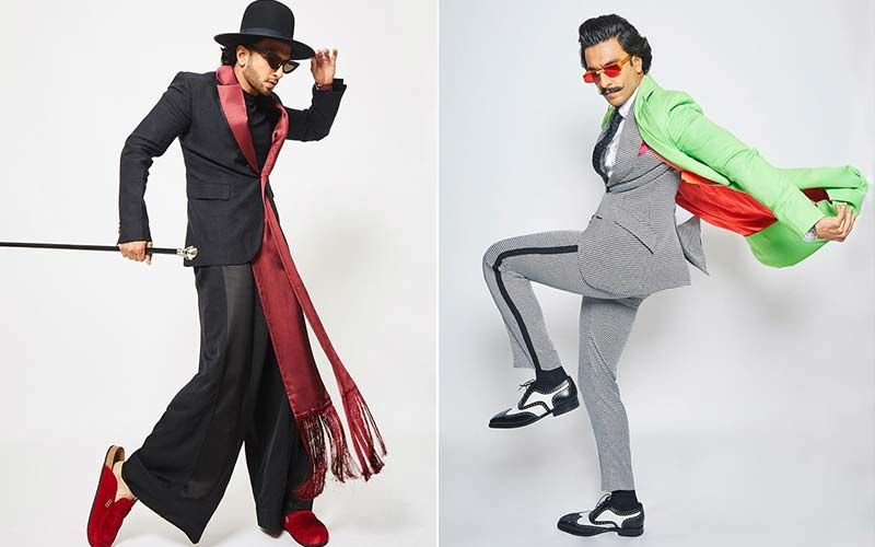 5 Of Ranveer Singh's Craziest Looks: Menswear Can Be Many Things And Not Just Basic