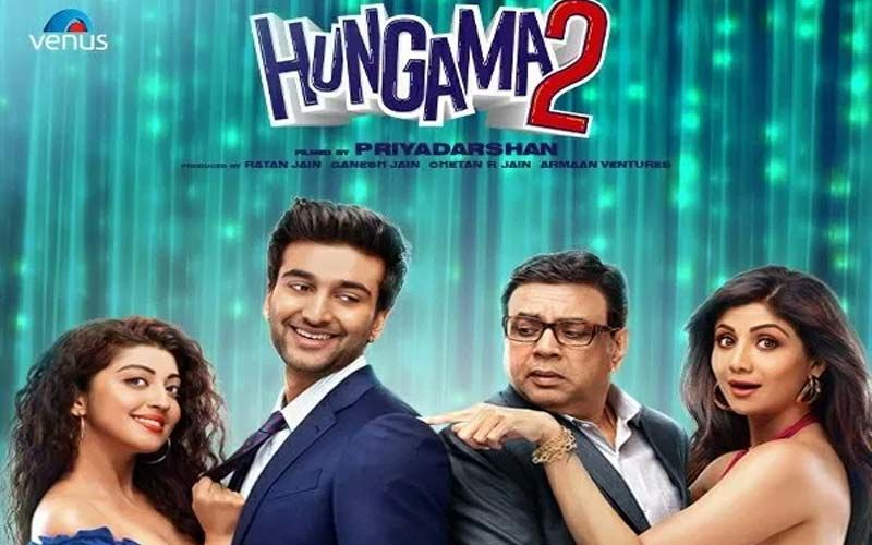 Hungama 2 Trailer Review: Nothing Funny About Paternity Identity