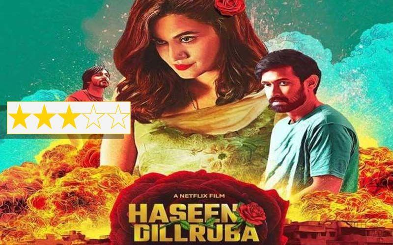 Haseen Dillruba Review: Hormonal Heroine In An Off-Kilter Crime Drama