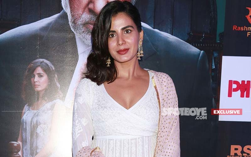 Shaadisthan Actress Kirti Kulhari: 'Acting Is So Personal To Me; I Speak So Much More Through My Work Than My Conversations'-EXCLUSIVE VIDEO
