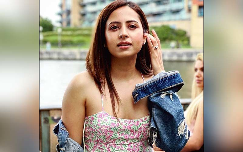 Sargun Mehta's Recent Pictures On Insta Set The Internet Ablaze; Can't Afford To Miss