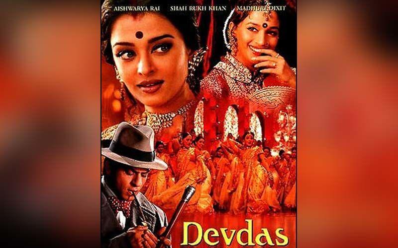 19 Years Of Devdas: 5 Interesting Facts Of This Shah Rukh Khan- Aishwarya Rai Bachchan- Madhuri Dixit Starrer That Are Not Quite Known