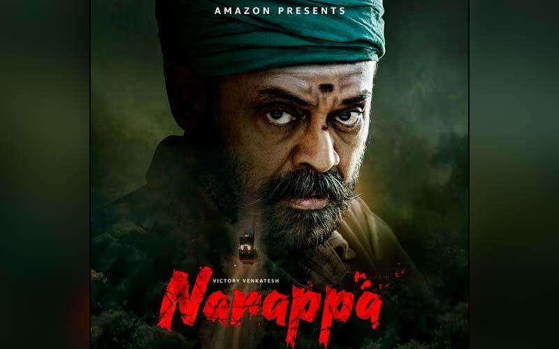 Narappa Releases On Amazon Prime On July 20; Venkatesh Daggubati Overwhelmed With Gratitude