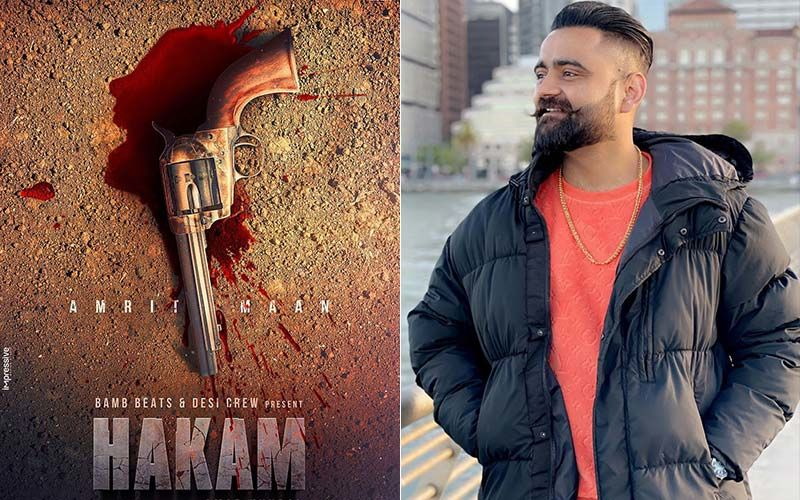 Hakam: Amrit Maan Shares The New Look Poster Of His Upcoming Movie; Fans Going Gaga Over him