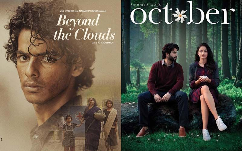 Ishaan Khatter Starrer Beyond The Clouds And Varun Dhawan's October; Feel-Good Films That Will Drive Away Your Mid-Week Blues- PART 65