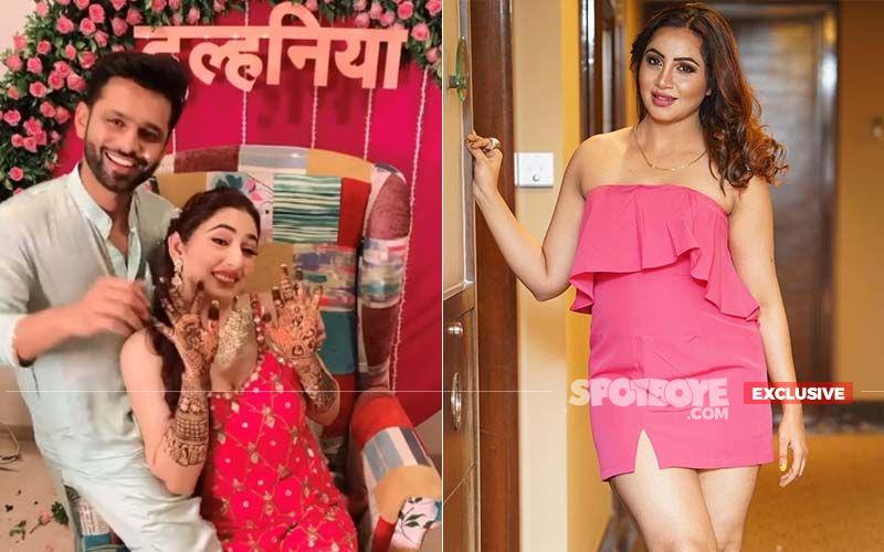 Rahul Vaidya-Disha Parmar Wedding: Arshi Khan Says, 'I Want To Look The Best As Mere Yaar Ki Shaadi Hai'- EXCLUSIVE