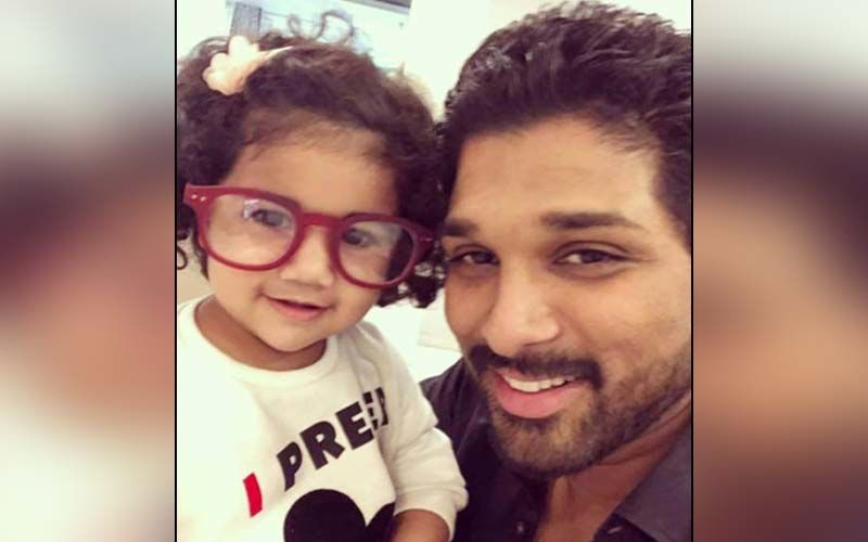 Allu Arjun's Daughter Arha Makes Her Silver Screen Debut With Shakuntalam; She Is The Fourth Generation Of Allu Family Member In Showbiz