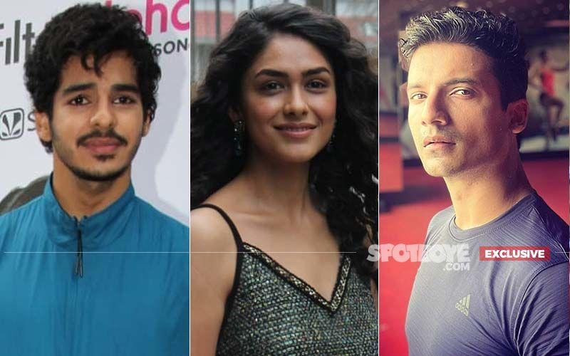 Ishaan Khatter, Mrunal Thakur And Priyanshu Painyuli Starrer War Film Pippa To Go On Floors In September- EXCLUSIVE