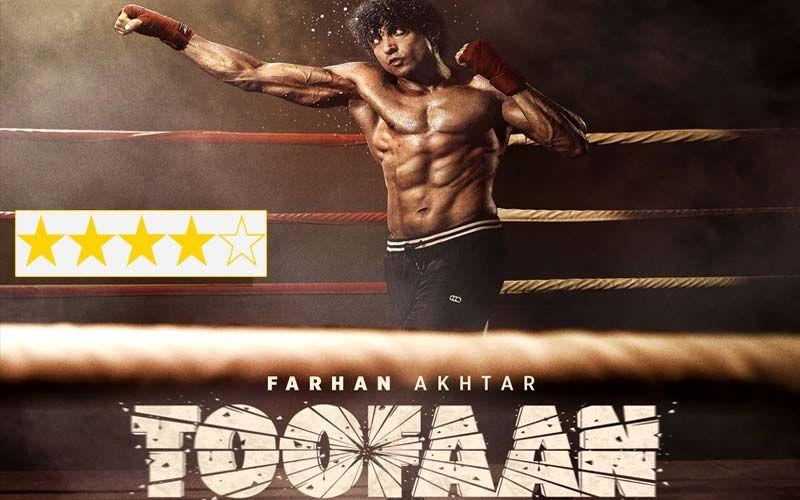 Toofaan Review: Farhan Akhtar's Boxing Champ Portrayal Will Move You To Tears, It's Rakeysh Omprakash Mehra's Best Since Rang De Basanti