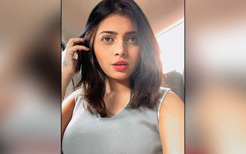 Ruchira Jadhav's Sensual Photoshoot In A Negligee With A Plunging Neckline Is Alluring Fans On Social Media Today