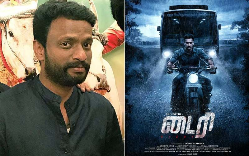 Director Pandiraj Reacts On Official Teaser Of Arulnithi Starrer Tamil Film Diary