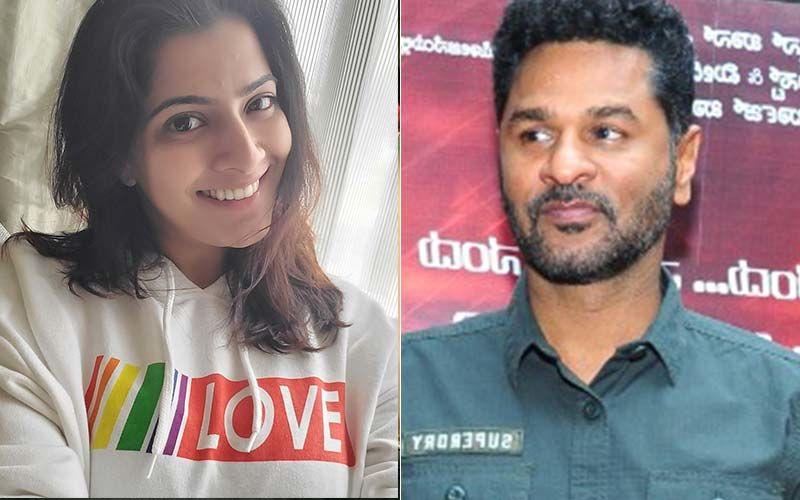 Varalaxami Sarathkumar Kicks Off Shoot With Prabhudeva's Upcoming Action Thriller In Chennai