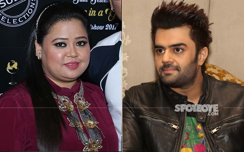 Bharti Singh Makes An Appearance On Maniesh Paul's New Show; Duo Reveal Interesting Stories About Their Friendship And More -WATCH