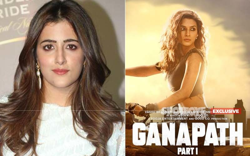 Nupur Sanon Denies Being A Part Of Tiger Shroff-Kriti Sanon's Ganapath: 'It Can't Be My Debut Film, It Is More About Kriti's Character'- EXCLUSIVE