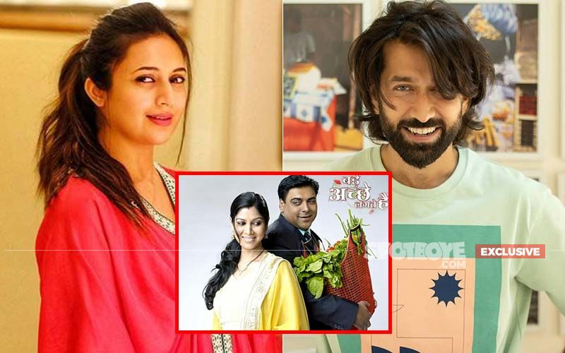 Not Ram Kapoor And Sakshi Tanwar But Nakuul Mehta And Divyanka Tripathi To Play Lead In Bade Acche Lagte Hain 2?- EXCLUSIVE