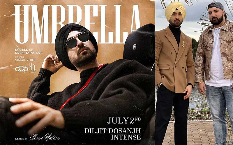 Umbrella: Diljit Dosanjh Releases His New Song In Collaboration With Music Producer Intense