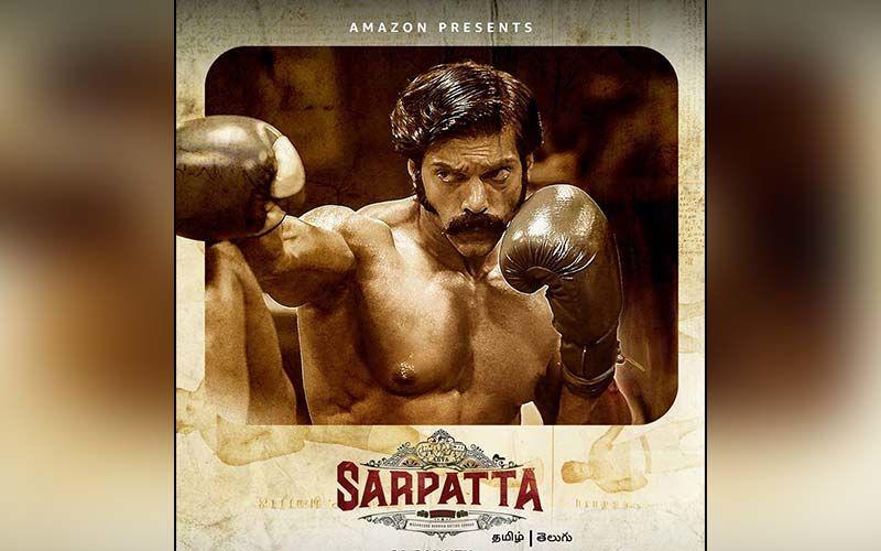 Sarapatta Parambarai Coming Soon On Prime: Actor Arya Becomes A Sensation For His Boxing Skills And '70s Fashion