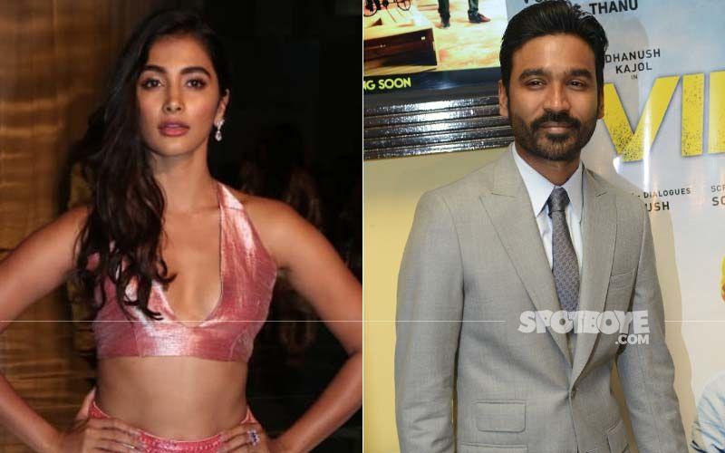 After Vijay's Beast Pooja Hegde To Romance Dhanush Raja In Upcoming Tamil Action Film D43