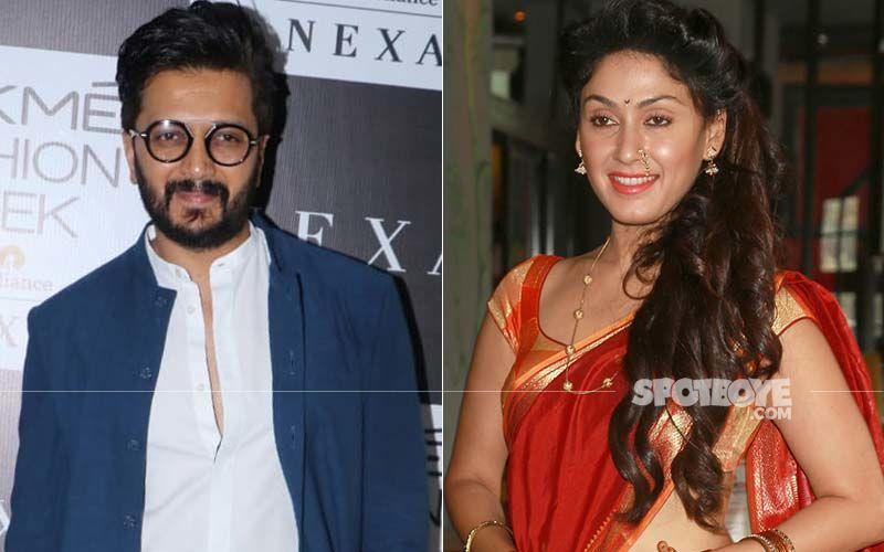 Ritiesh Deshmukh And Manjiri Fadnis To Perform A Cameo For Pushkar Jog's Next