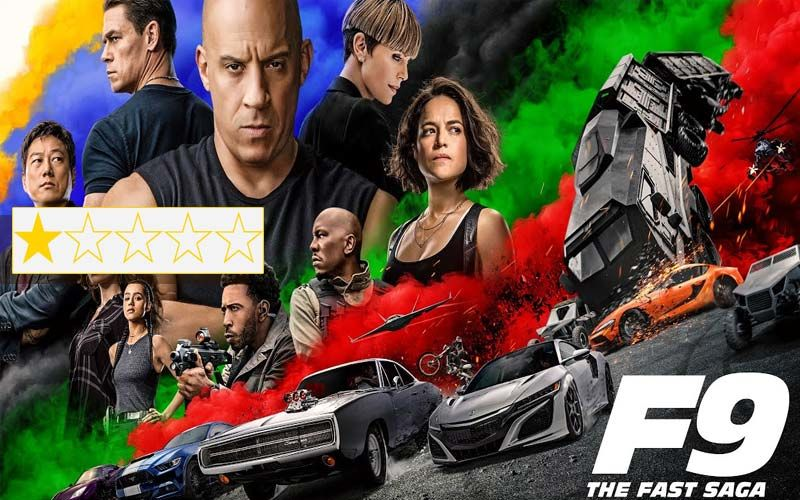 F9: The Fast Saga Review- This Vin Diesel And John Cena Starrer Is So Messy It Will Leave You Cauterized