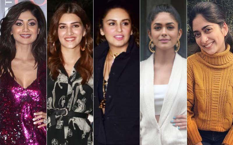 STUNNER OR BUMMER: Shilpa Shetty, Kriti Sanon, Huma Qureshi, Mrunal Thakur And Tanya Maniktala?