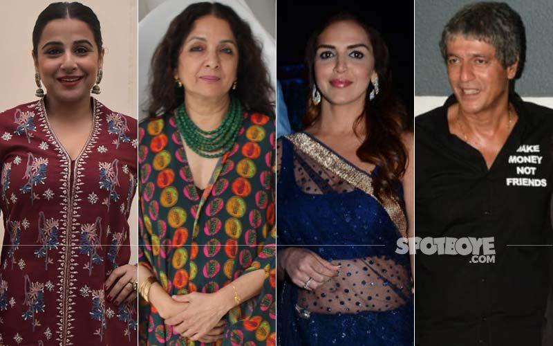 Vidya Balan, Neena Gupta, Esha Deol, Chunky Pandey, Hina Khan And Kaneez Surka Come Together To Launch Voot Select Film Fest-EXCLUSIVE