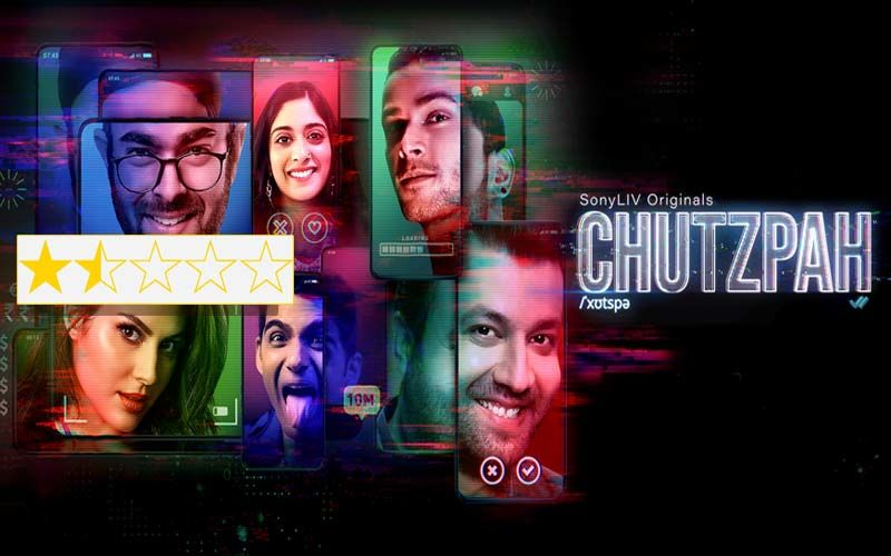 Chutzpah Review: The Series Weaves A Web Of Distortion And Deceit