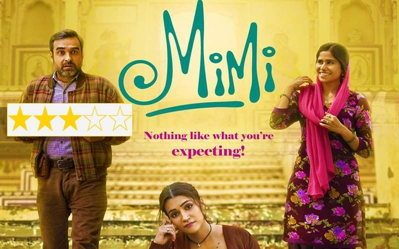 Mimi Review: Surrogacy Dramedy Edified By Kriti Sanon and Pankaj Tripathi's Spirited Performances