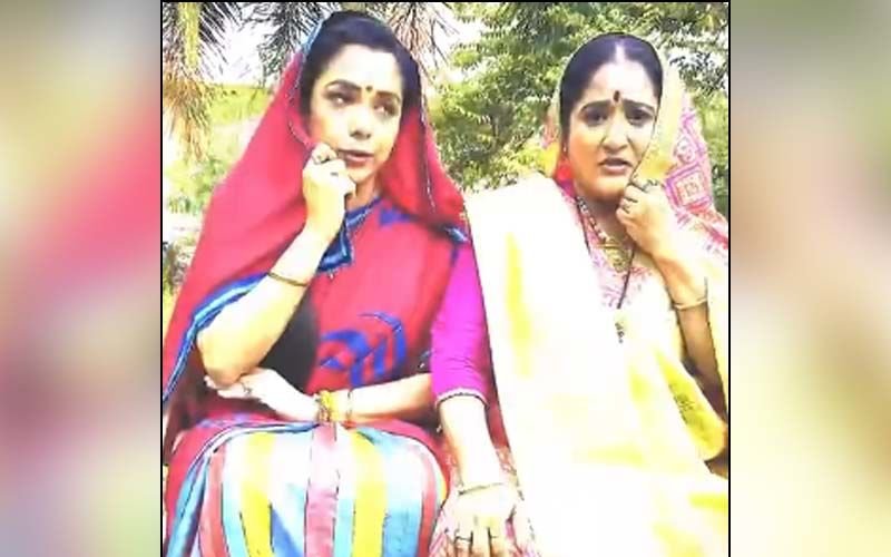 Anupamaa: Rupali Ganguly And Alpana Buch Create The Viral Song Bachpan Ka Pyaar With A Twist; Watch Video