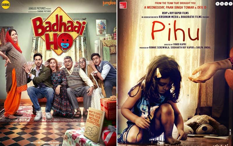 Neena Gupta-Ayushmann Khurrana Starrer Badhaai Ho And Pihu: Two Content-Driven Films To Watch During The Week-PART 71