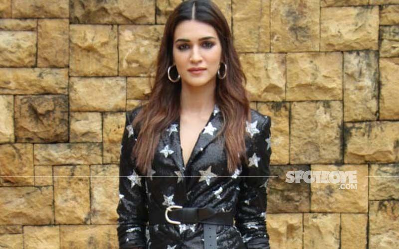 Kriti Sanon's Hot July Wardrobe: Alex Perry, Nayeem Khan, Nasty Gal, Alina Anwar Were On Actress' Mind