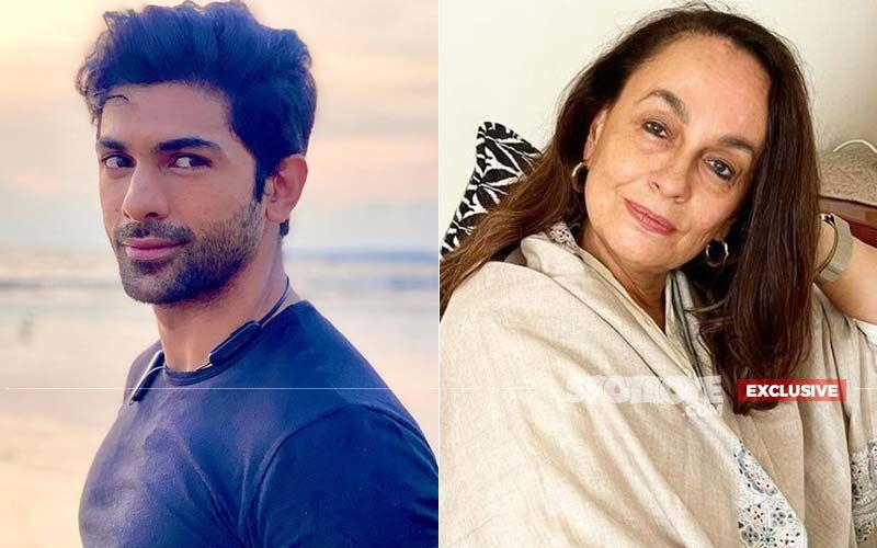 Taha Shah Badussha Reveals What Is Common Between Him And His Onscreen Mom Soni Razdan- EXCLUSIVE