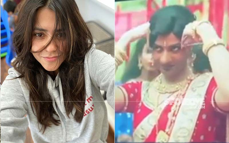Divya Agarwal Is Unrecognisable In The Latest Video With Rithvik Dhanjani Shared By Ekta Kapoor