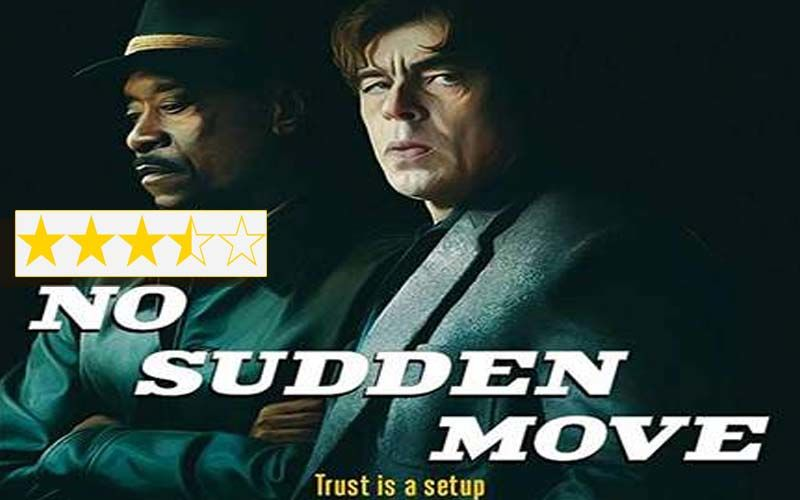 No Sudden Move Movie Review: Soderberg's Movie Is As Good As His Best