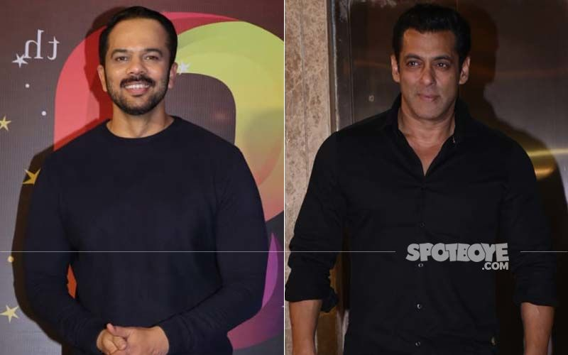 Rohit Shetty Now Knows Why Salman Khan Lies Down On Bigg Boss Stage While Interacting With Contestants