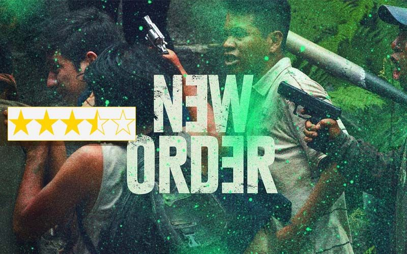 New Order Review: Starring Naian González Norvind And Diego Boneta The Film Is A  Stunning Work On Chastening The Rich