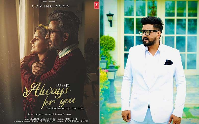 Always For You: Jagjeet Sandhu Leaves Fans Spellbound With His Debut Music Video By Balraj