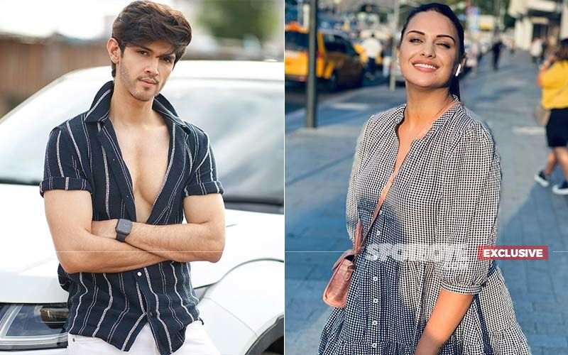 Bigg Boss Contestants Rohan Mehra And Himanshi Khurana To Come Together For A Music Video- EXCLUSIVE PICTURES