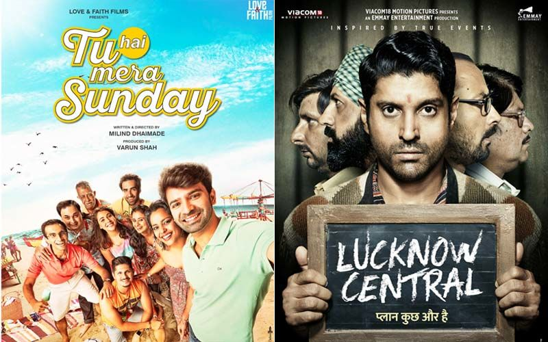Tu Hi Mera Sunday And Lucknow Central: An Interesting Combo Of Films To Keep You Entertained At Home During The Lockdown-PART 60