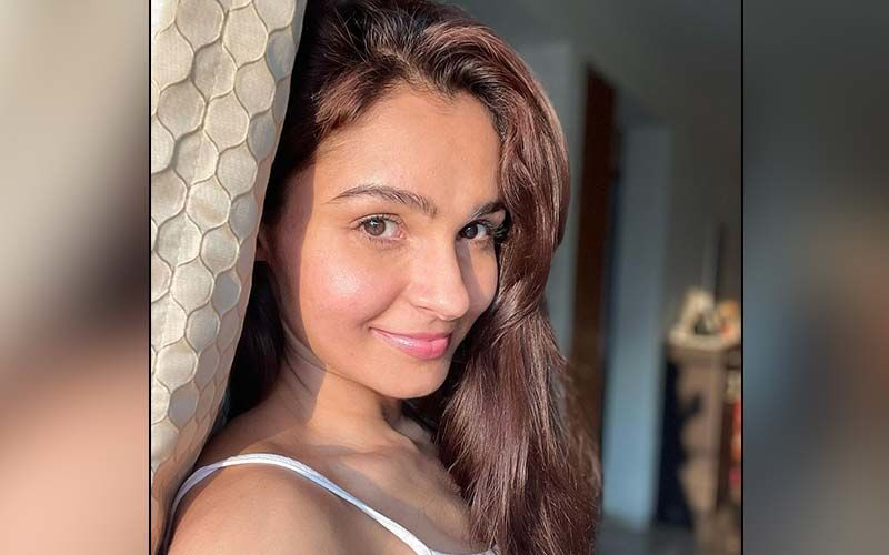 Can You Recognize Sensational Diva Andrea Jeremiah In This Throwback Picture?