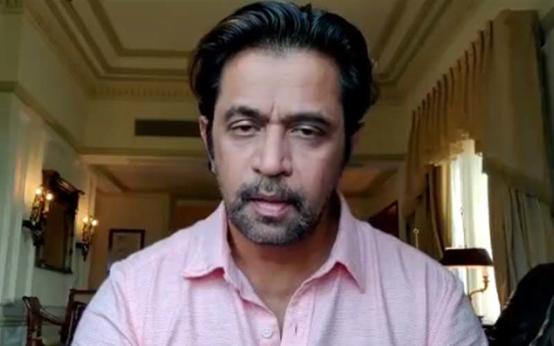 Arjun Sarja Is A Devout Follower Of Shree Rama, Pictures From His Holy Pooja Inside