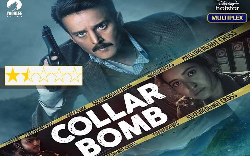 Collar Bomb Review: This Jimmy Shergill-Asha Negi Starrer 'Bomb' Will Blow Your Mind, Quite Literally!