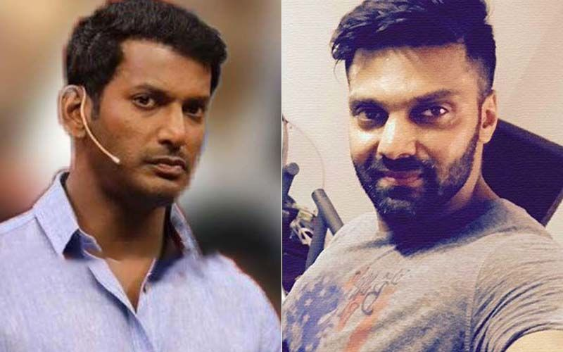 Friends For Life Vishal And Arya Play Enemies In Upcoming Tamil Action Thriller Enemy