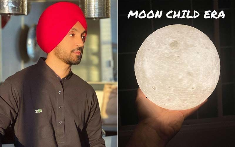 Moon Child Era: Diljit Dosanjh Unveils The Release Date Of His Most-Awaited Album; Shares A Poster On Insta