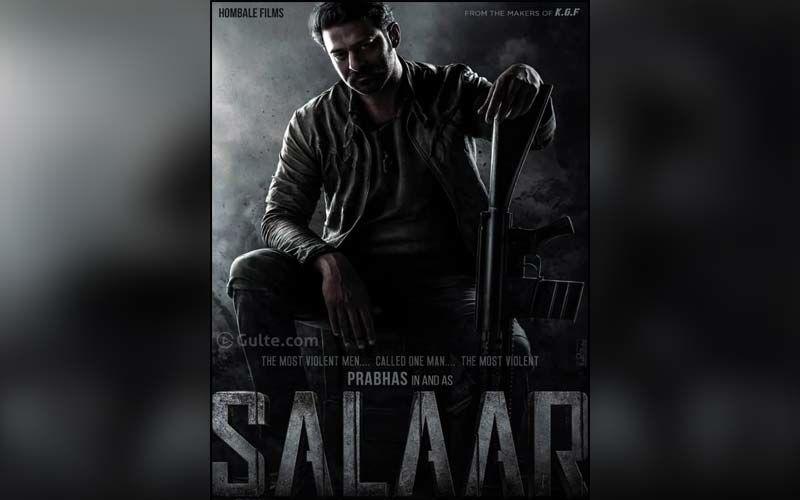 Prabhas' Look In Prashant Neel's Salaar Leaked, WATCH Video Footage From The Sets Of The Film