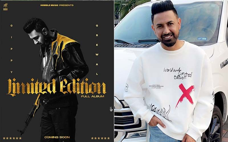 Hathyar 2: Gippy Grewal Shares The Firsts Look Poster Of The Song From His Much-Awaited Album 'Limited Edition'